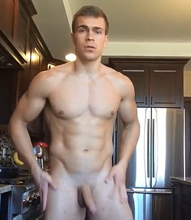 Nude Hunk With A Smooth Shaved Cock - Nude Boy Videos