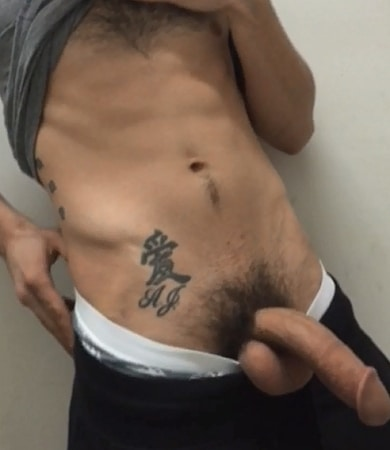 Hairy Chest Big Cock Video