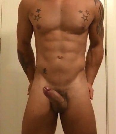 Nude Muscle Big Cock Video