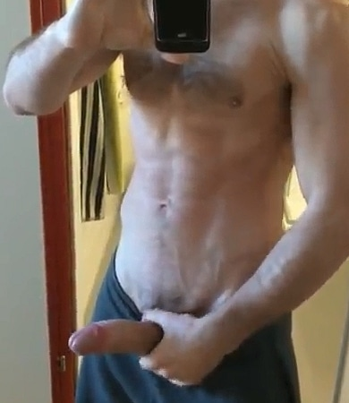 Big Hard Uncut Cock Video