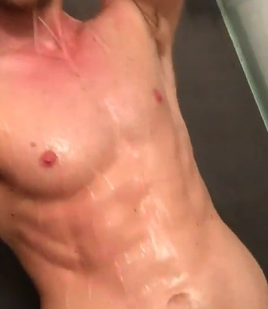 Nude Shower Man Video
