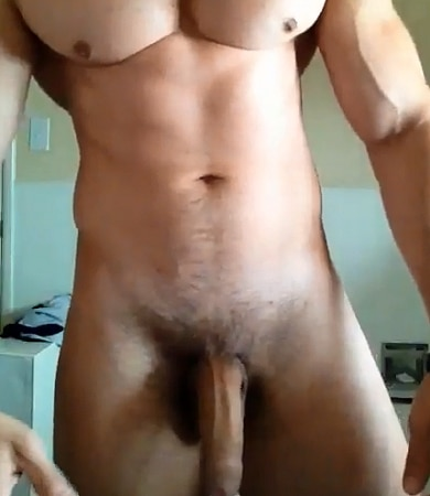 Nude men with big penis